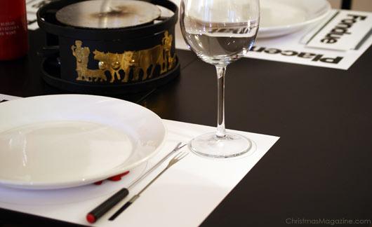 fondue abend mit freunden. Black Bedroom Furniture Sets. Home Design Ideas