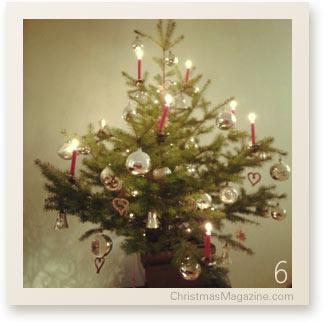 der erste eigene weihnachtsbaum. Black Bedroom Furniture Sets. Home Design Ideas